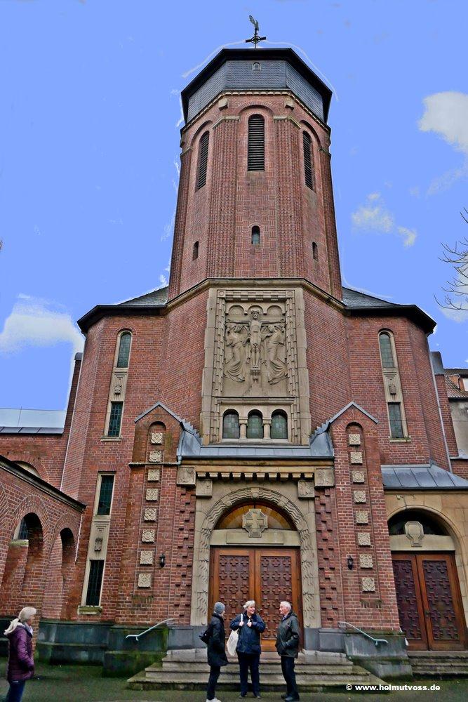 Dortmund kath. Kirche Sankt Michael Westerbleichstr. 42